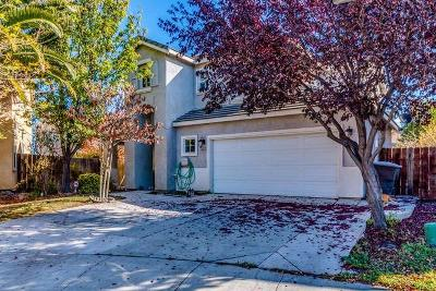 Tracy Single Family Home For Sale: 2804 Hawkins Court