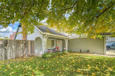 Citrus Heights Single Family Home For Sale: 6501 Willowleaf Drive