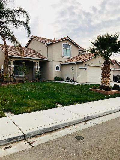 Tracy Single Family Home For Sale: 2576 Marie Antonette Lane