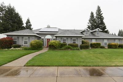 East Nicolaus, Live Oak, Meridian, Nicolaus, Pleasant Grove, Rio Oso, Sutter, Yuba City Single Family Home For Sale: 8095 Blue Oak