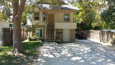 West Sacramento Multi Family Home For Sale: 529 F Street