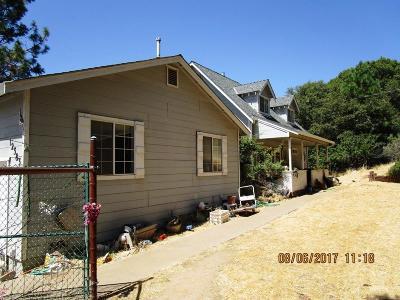 Pine Grove Single Family Home For Sale: 12383 Eldel Road