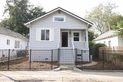 Sacramento Single Family Home For Sale: 3102 40th Street