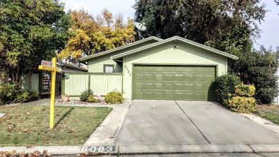 Single Family Home For Sale: 6083 Carolina Circle