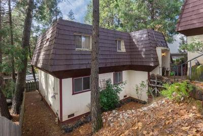 Placerville Single Family Home For Sale: 1035 Gold Street