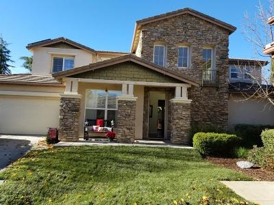 Rocklin Single Family Home For Sale: 3404 Kensington Court