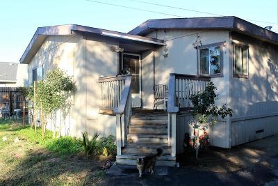 Delhi Single Family Home For Sale: 9830 Gordon Avenue