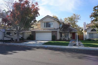 Tracy Single Family Home Active Rel. Clause: 2375 Christy Street