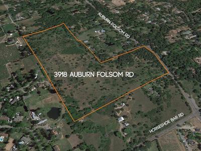 Loomis Residential Lots & Land For Sale: 3918 Auburn Folsom Road