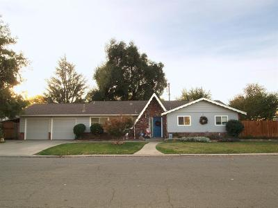 Modesto Single Family Home For Sale: 1017 Gettysburg Way