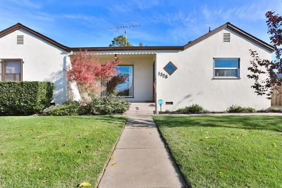 Lodi Single Family Home For Sale: 1328 Hutchins Street