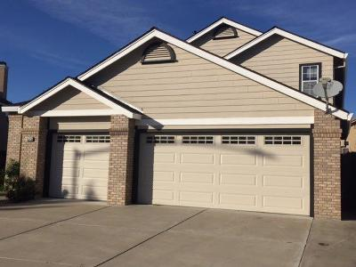 Tracy Single Family Home For Sale: 1575 Hoot Owl Court