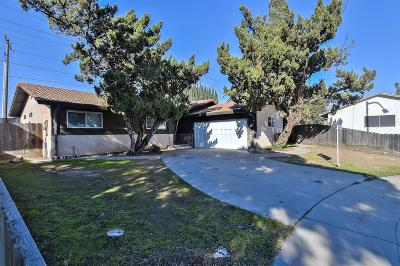 Ceres Single Family Home For Sale: 2005 Venus Drive