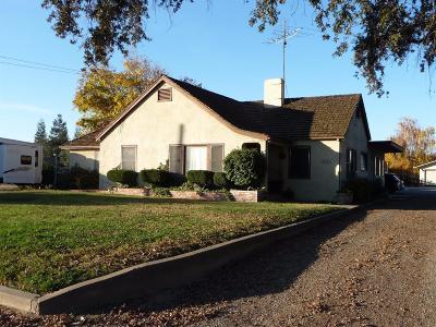 Ripon Single Family Home For Sale: 327 West Milgeo Avenue #327B