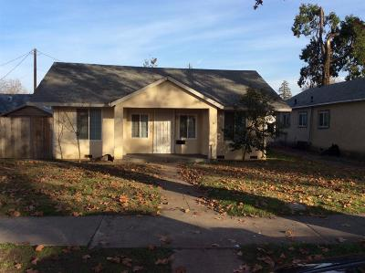 Lodi Single Family Home For Sale: 726 South Central Avenue