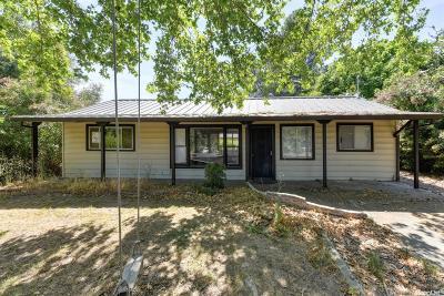 Granite Bay Single Family Home For Sale: 7080 Barton Road