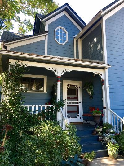 Grass Valley Single Family Home For Sale: 419 West Main Street