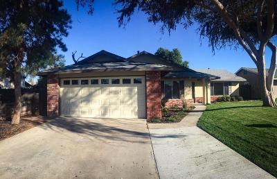 Modesto Single Family Home For Sale: 720 Alway Drive
