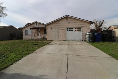 Single Family Home For Sale: 7552 Twilight Drive