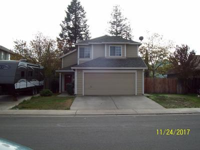Woodland Single Family Home Active Rel. Clause: 1554 Squaw Valley Drive