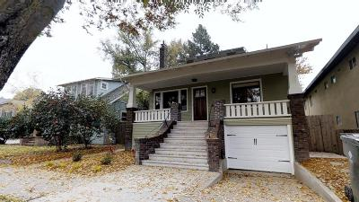 Sacramento Single Family Home For Sale: 2705 F Street
