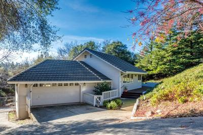 Placerville Single Family Home Active Rel. Clause: 1532 Sean Drive