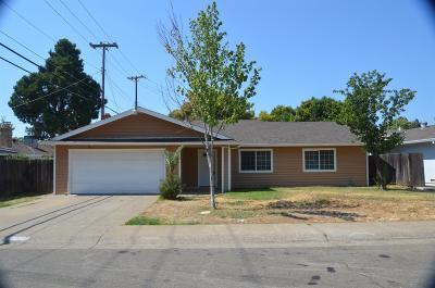 Rancho Cordova Single Family Home For Sale: 10737 Pedro Way