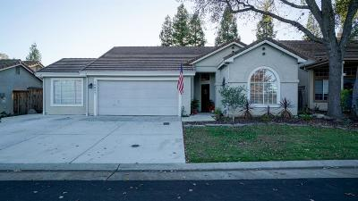 Rancho Murieta Single Family Home For Sale: 14847 Reynosa Drive