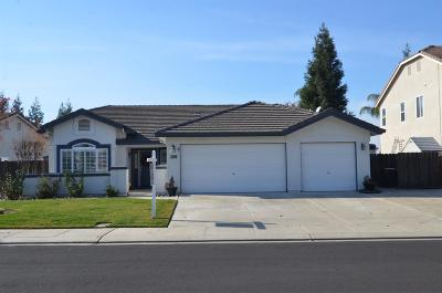 Manteca Single Family Home For Sale: 1555 Churcher Drive