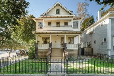 Single Family Home For Sale: 1930 N Street