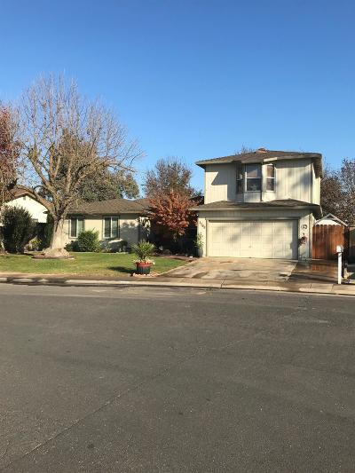 Escalon Single Family Home For Sale: 1760 Irwin