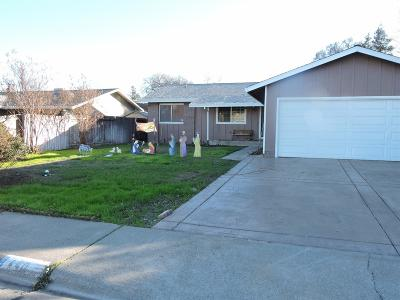 Woodland Single Family Home For Sale: 440 Placer Place