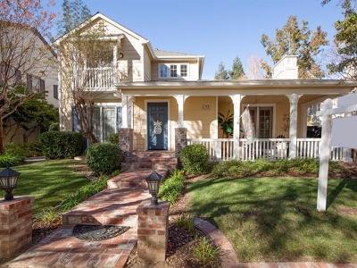 Tracy Single Family Home For Sale: 2755 Redbridge Road