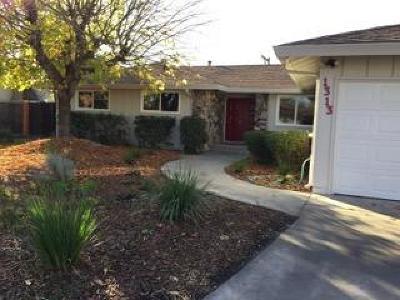 Modesto Single Family Home For Sale: 1313 Liberini Court