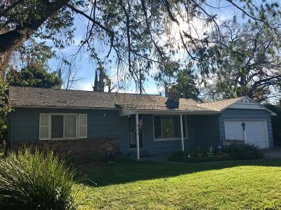 Sacramento Single Family Home For Sale: 1716 Diggs Park Drive