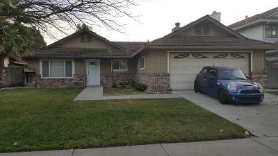 Turlock Single Family Home For Sale: 1082 Gettysburg Street