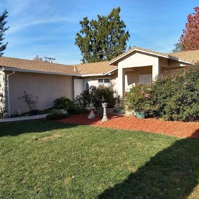 Rancho Cordova Single Family Home For Sale: 2357 La Loma Drive