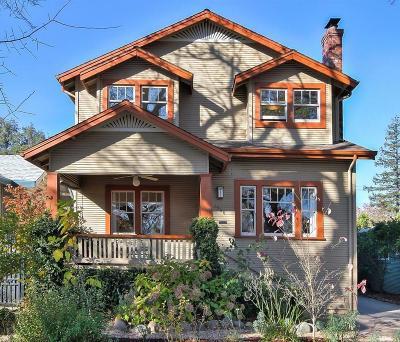 Sacramento Single Family Home For Sale: 1536 35th Street