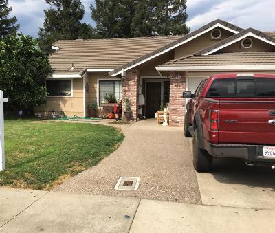 Modesto Single Family Home For Sale: 905 North Rosemore Avenue