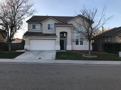 Stockton Single Family Home For Sale: 10475 Clarks Fork Cir