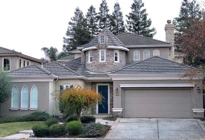 Stockton Single Family Home For Sale: 4122 Spyglass Drive