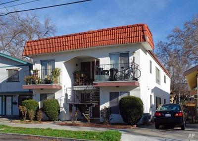 Sacramento County Multi Family Home For Sale: 2011 Yale Street