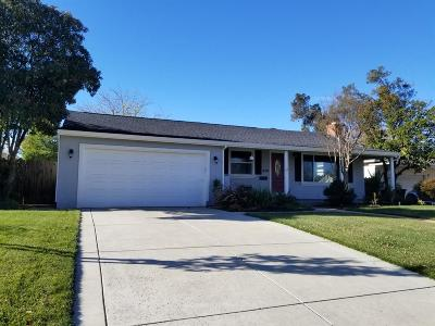 Sacramento Single Family Home For Sale: 1649 El Nido Way
