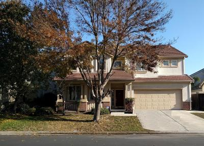 Stockton Single Family Home For Sale: 4925 Bay View Circle