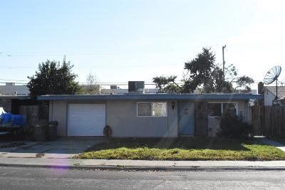 West Sacramento Single Family Home For Sale: 1021 Fremont Boulevard