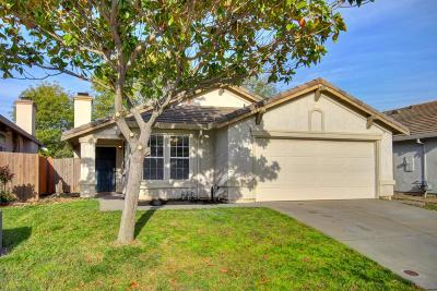 Citrus Heights Single Family Home For Sale: 8335 Adagio Way