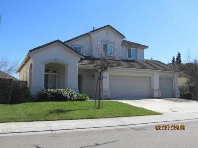 Stockton Single Family Home For Sale: 10534 Clarks Fork Circle