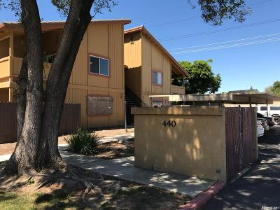 Manteca Condo For Sale: 440 Cherry Lane