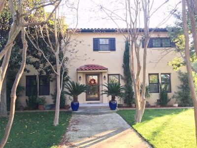 Carmichael Single Family Home For Sale: 2228 Walnut Avenue