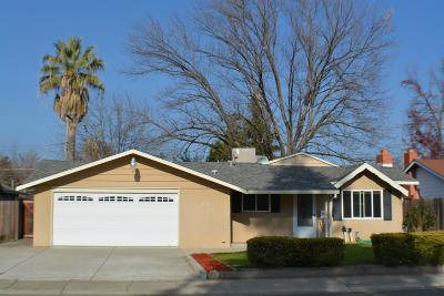 Citrus Heights Single Family Home For Sale: 6028 Westbrook Drive